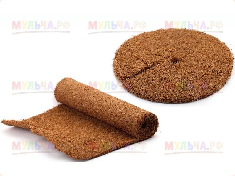 Приствольный круг, кокосовое волокно, D11 см